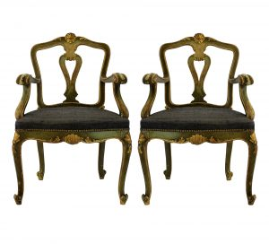 Northern Italian Armchairs