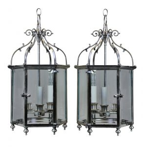 A Pair Of Lanterns
