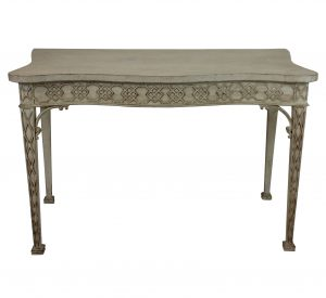 Chippendale Style Console