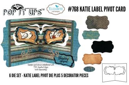 768 Katie Label Pivot NP