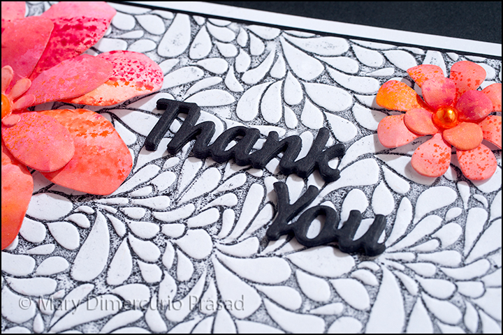 Thank You Die Cuts
