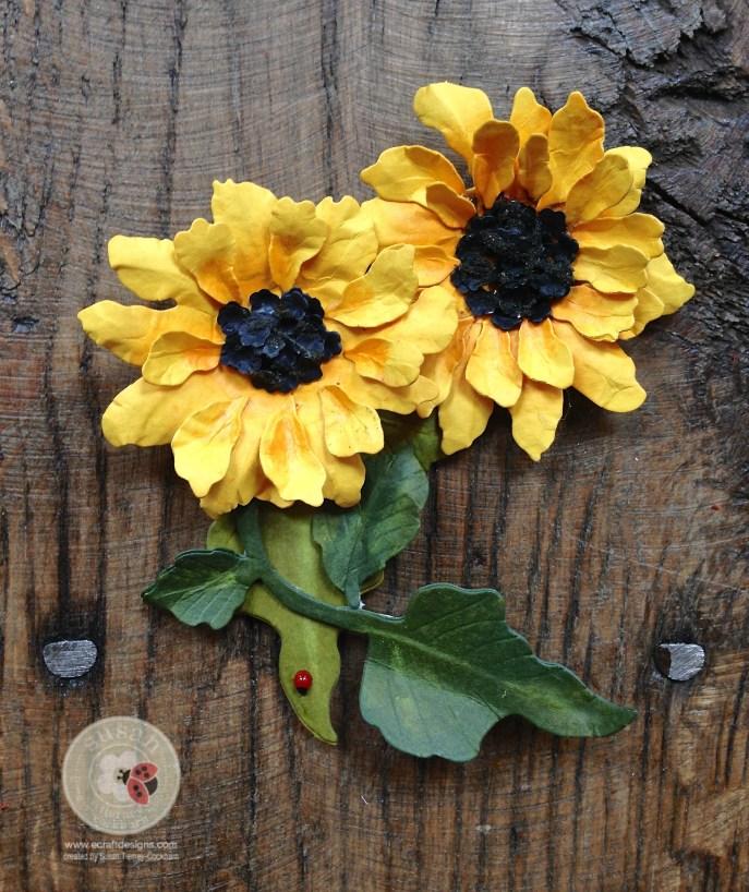 Garden Notes - Sunflower