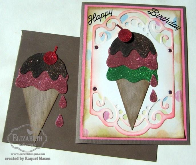 ECD Ice Cream envelope