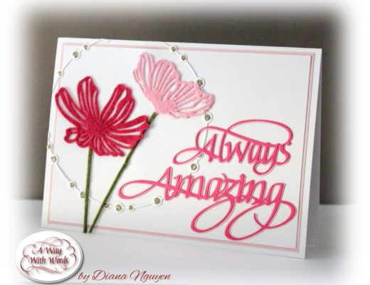 Always Amazing Card by Diana Nguyen