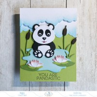 You Are Pandastic Card