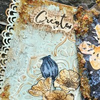 Art Journal Pages with Reanna | Technique Friday LIVE