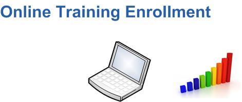 Online Training Enrollmet Process