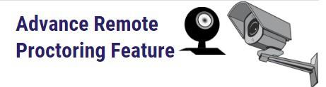Online Exam Remote Proctoring Security