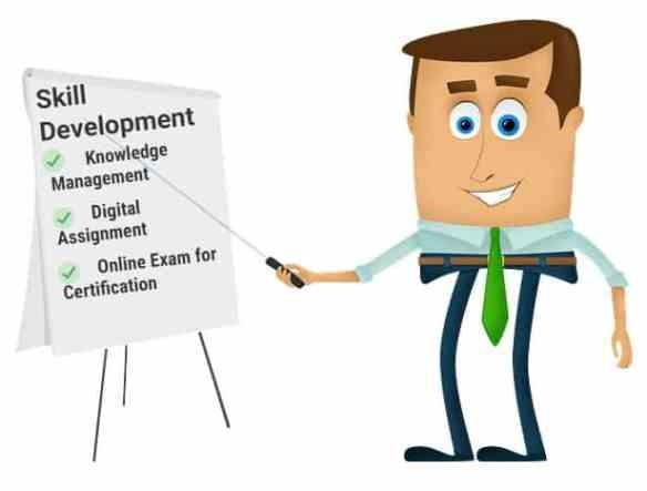 Skill Development for Digital India