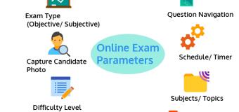 How to Design Online Exam