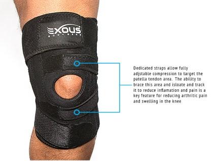 knee support for arthritis