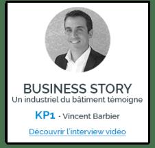 Interview client Vincent Barbier KP1