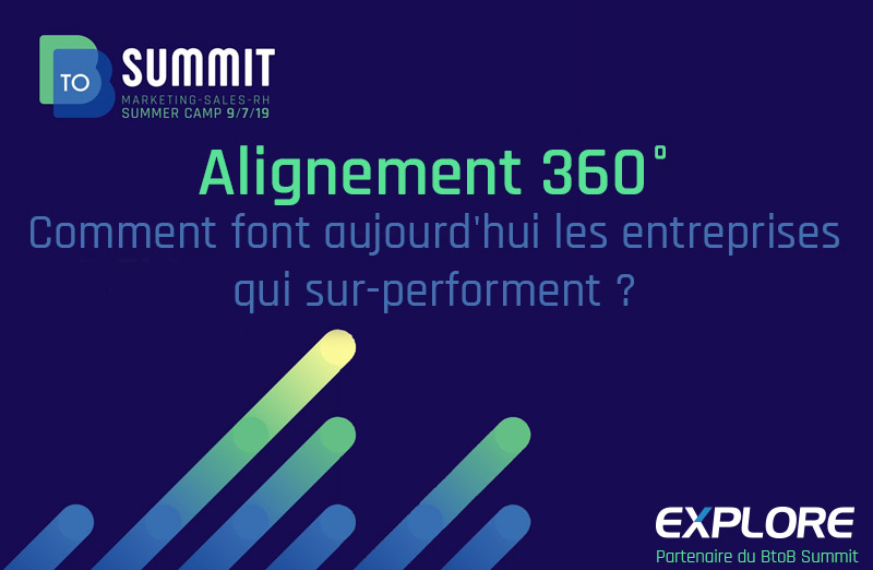 BtoB Summit 2019 - alignement 360