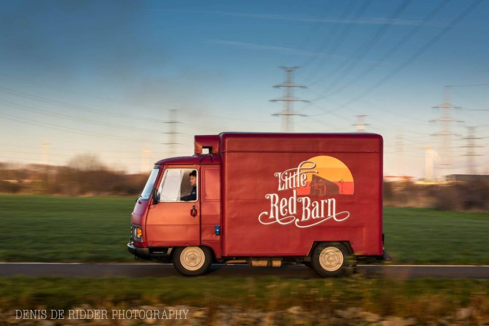 lekkerste foodtruck littel red barn