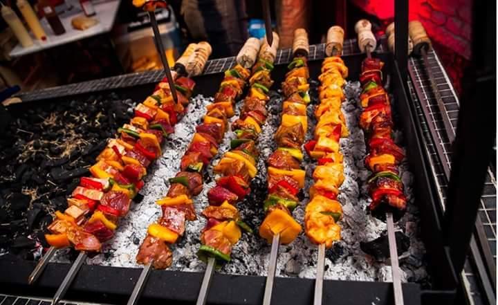 BBQ foodtrucks Den BaQvelo