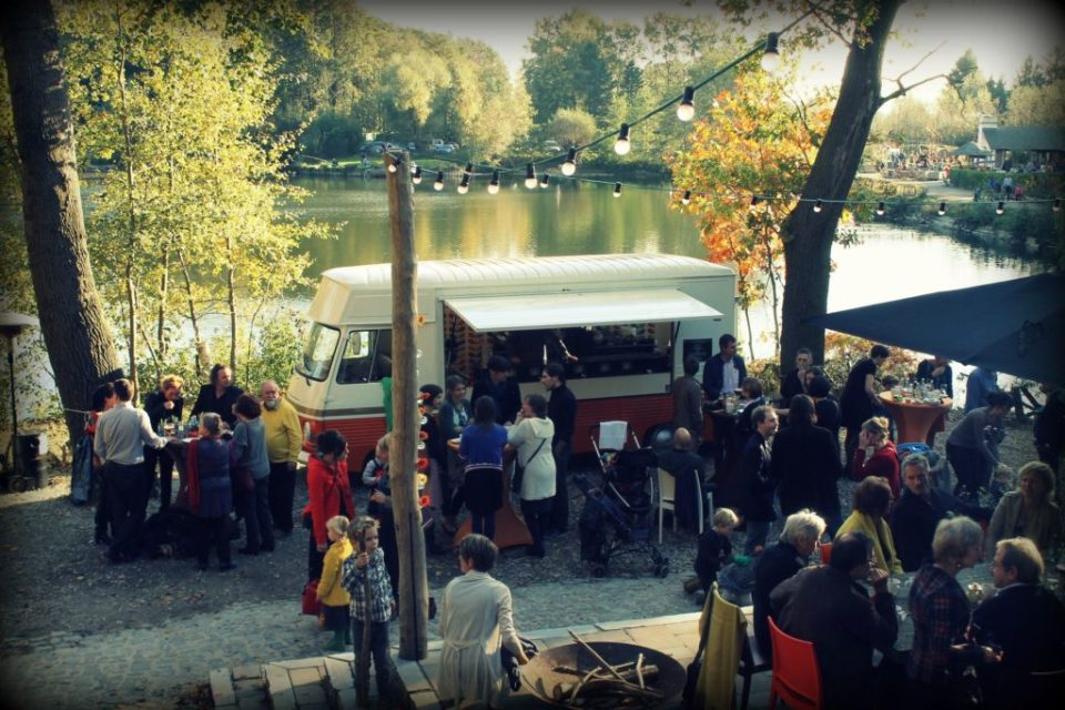 foodtrucks met super originele namen - G on the spot
