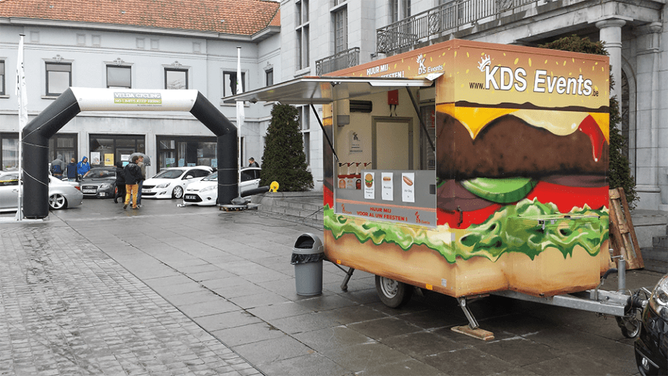 KDS Foodtruck op Foodtruckbestellen.be