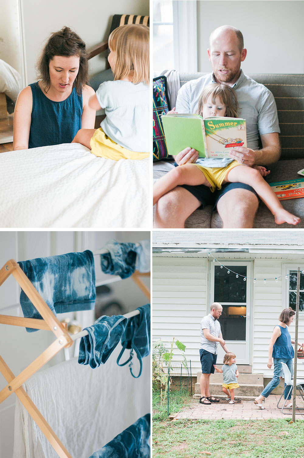 Raleigh Family Photos, Liz & Jacob | Gather Goods Co Studio