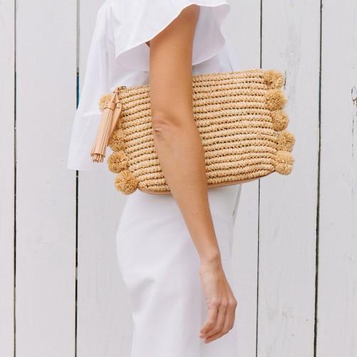 Loeffler Randall Tassel Pouch Bag | Gather Goods Co
