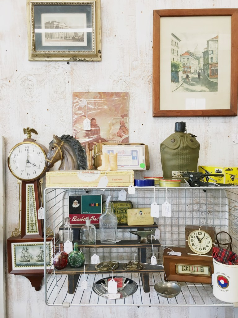 Antique Store in Pittsboro, NC | Gather Goods Co