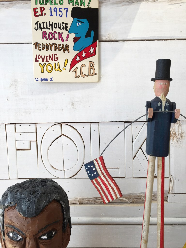 The Small Folk Art Museum, Pittsboro, NC | Gather Goods Co