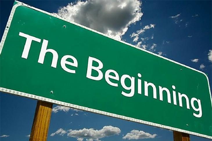 At The Beginning - GiveMeSomeEnglish!!!