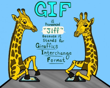 JIF vs GIF002 - GiveMeSomeEnglish!!!