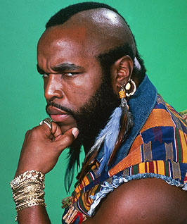 B.A. Baracus is a Person - GiveMeSomeEnglish!!!