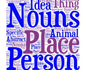 Grammar Lesson - Nouns (Part 1) GiveMeSomeEnglish!!!