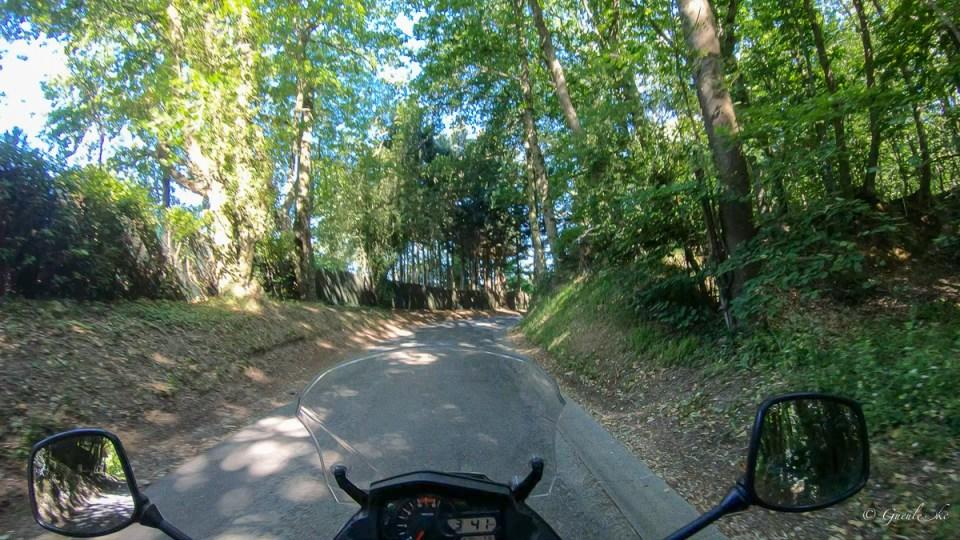 Route de Sainte-Gemme