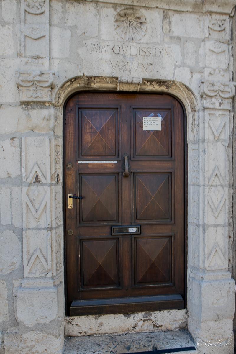 Porte du tripot (Chartres)