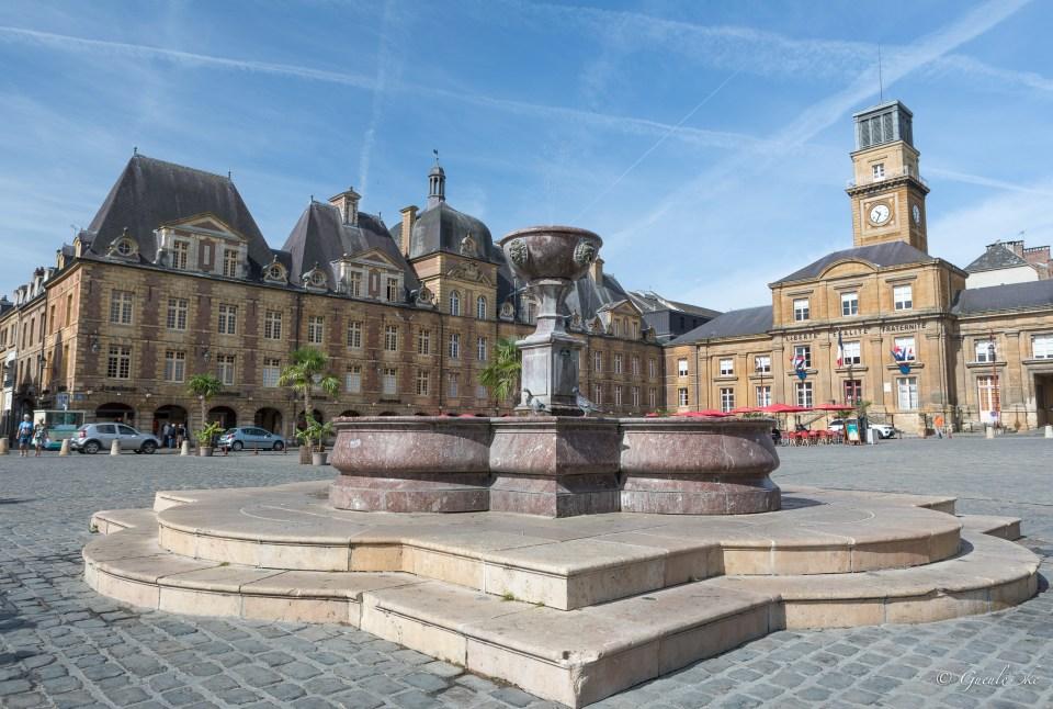 La Place Ducale de Charleville-Mézières