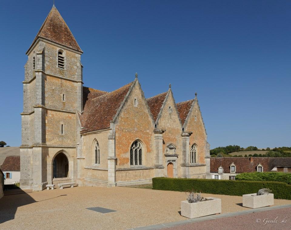 Eglise Notre-Dame de Vichères