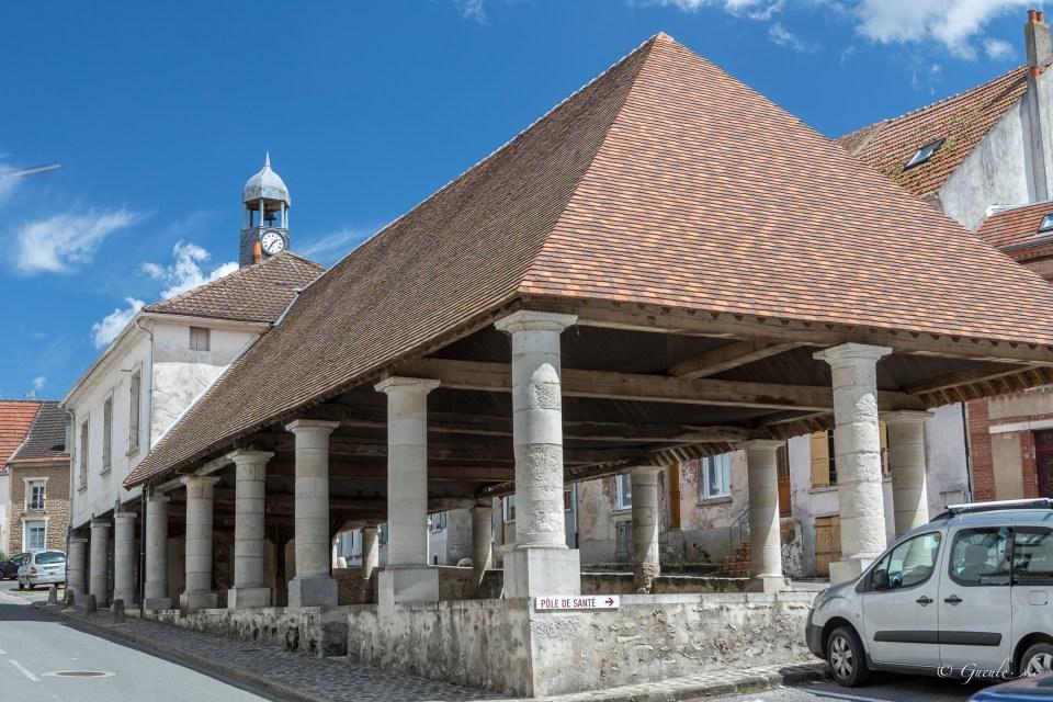 Les Halles de Condé-en-Brie