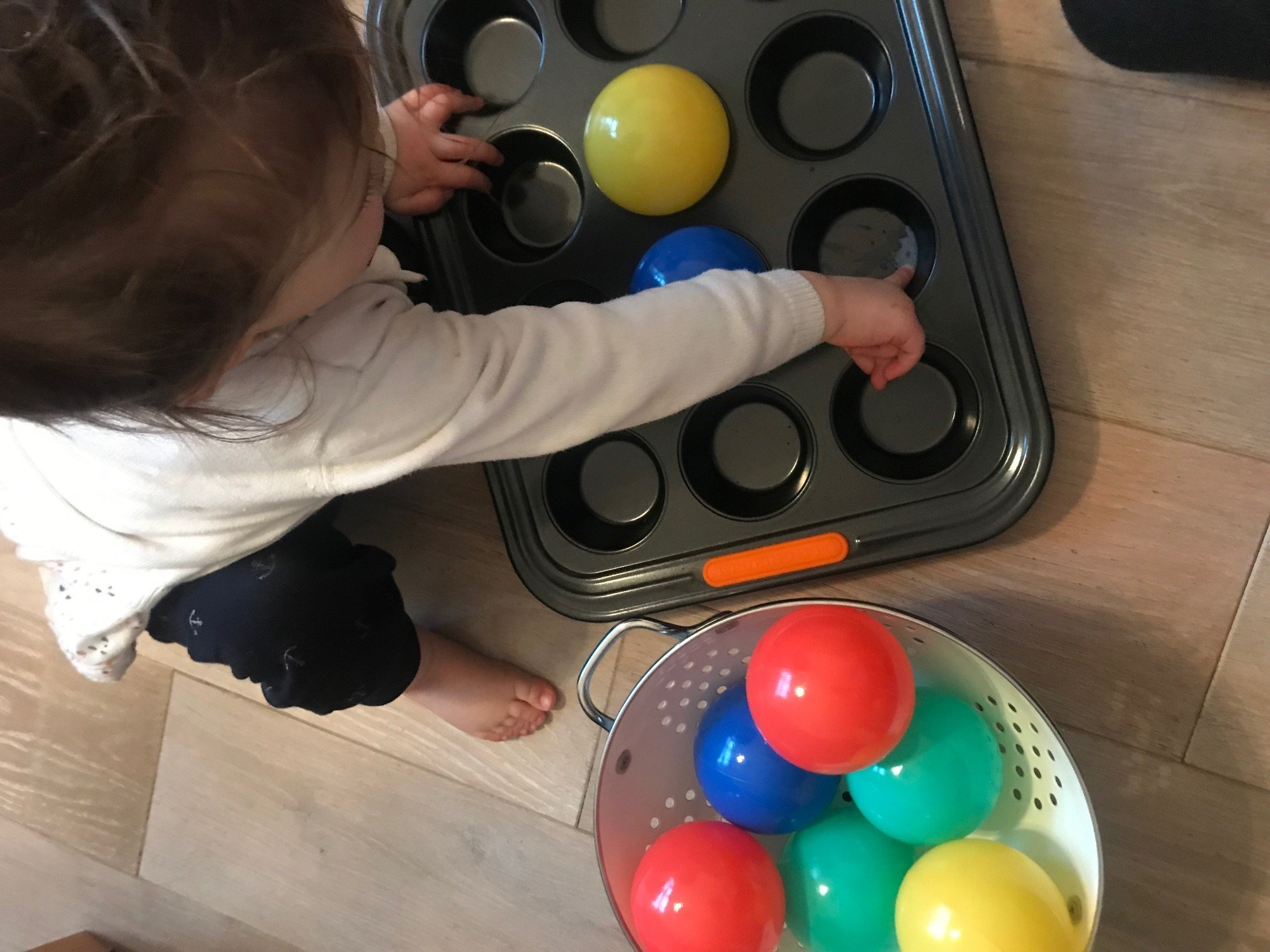 Activite Bebe 1 An Montessori : activite, montessori, Activites-montessori-et-diy-a-faire-avec-bebe-partie-12, Happy, Chantilly