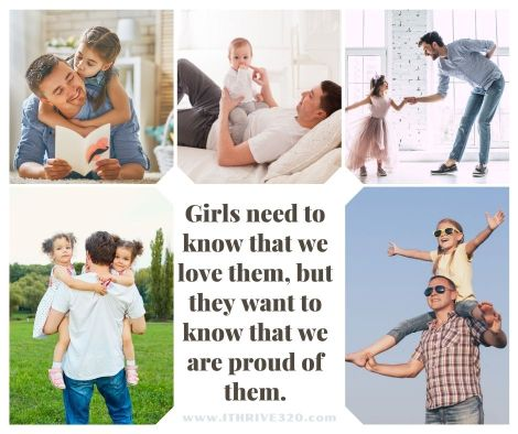 Raising Girls and positive parenting