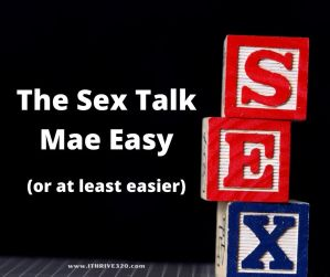 The sex talk made easy - or easier
