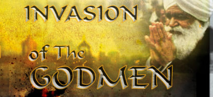 2 – Invasion of the godmen