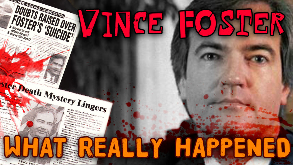 The Death of Vince Foster: What Really Happened