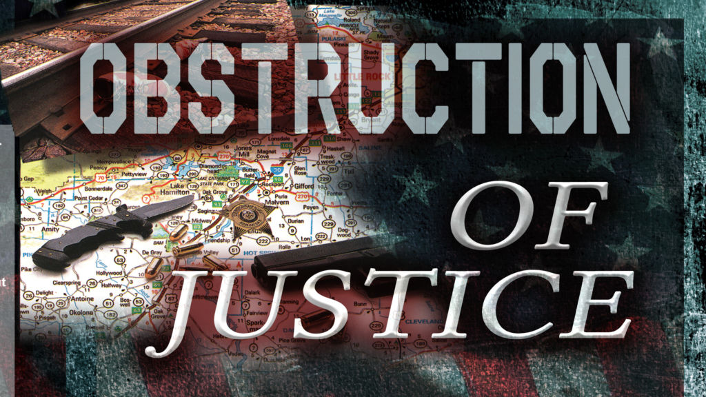 Obstruction Of Justice: The Mena Connection