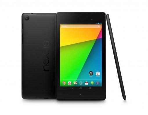 Nexus 7 - Pressebild von Google
