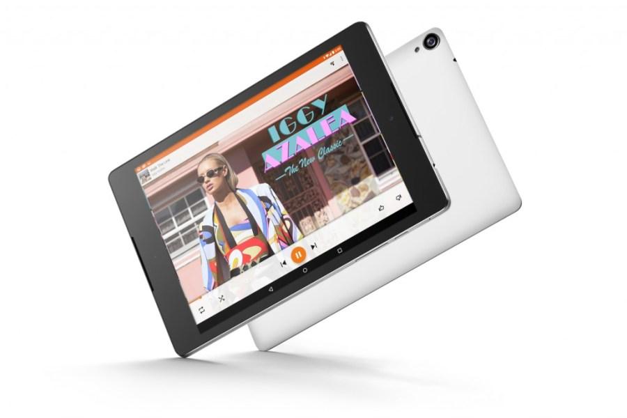 Nexus 9 - Gefertigt von HTC (Pressebild Google)