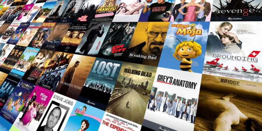 Der Katalog von Teleclub Play bietet einige Serien (Pressebild Swisscom)