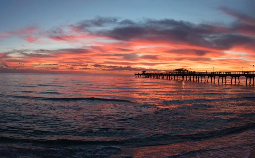 Sunrise Commercial Pier 1-20-17