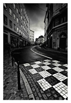 A street in Belgium