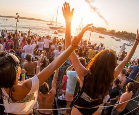 Partying The Dalmatian Coast Like A Pro