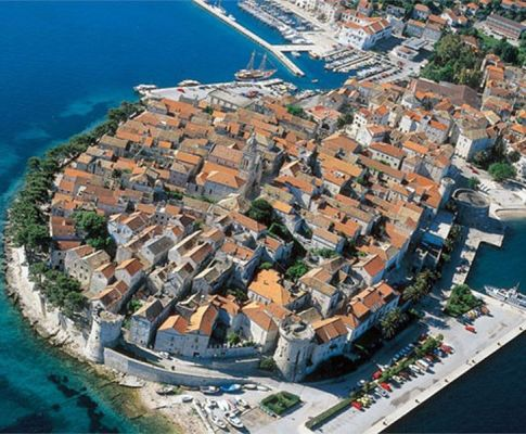 Island Korcula – how to get to and some generalities
