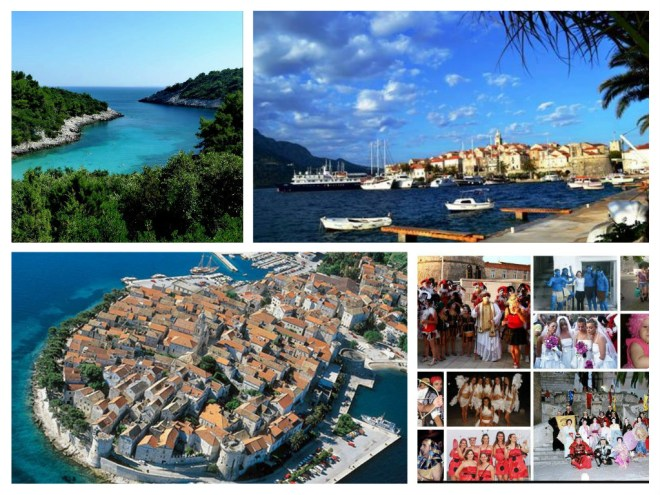 how to get to korcula, what to do on korcula island
