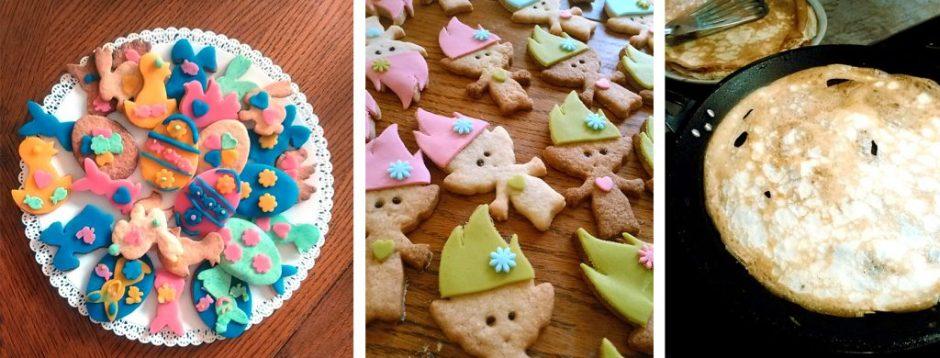biscuit décorés