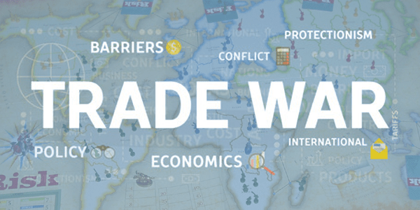 Trade War: A game of strategy
